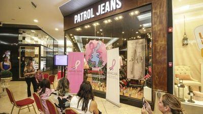 Patrol Jeans brindará su tradicional charla de concienciación sobre el cáncer de mama