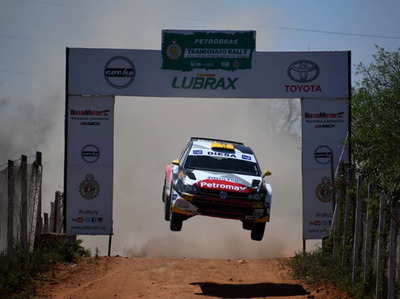 Miki Saldívar partirá primero en el Transchaco Rally