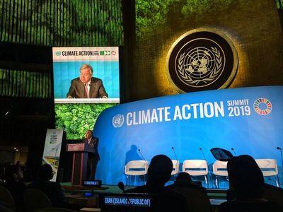 ONU declara emergencia climática y Greta Thunberg provoca a líderes