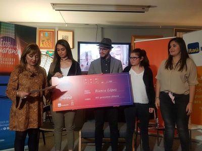 Mbarete Rock lleva el premio ¨Ecos de una guarania¨