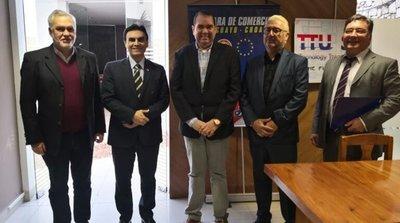 STP apoya instalación de un parque tecnológico e industrial en Concepción