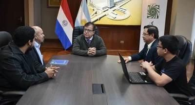 Apoyarán presencia de estudiantes paraguayos en competencia aeroespacial internacional