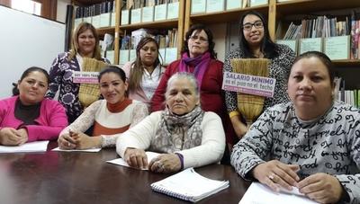 Piden mesa de diálogo para evitar que más trabajadoras domésticas pierdan IPS