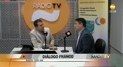 """Eduardo Nakayama habla sobre historia y política en un """"Diálogo Franco"""""""