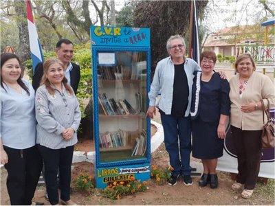 Las bibliotecas callejeras suman cerca de 40 en barrios y ciudades