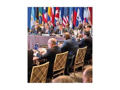 Pacto de defensa TIAR se activa por crisis venezolana