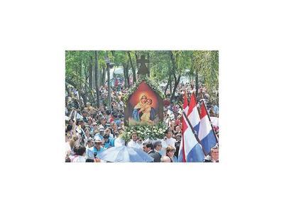 Tupãrenda se alista  para la fiesta patronal de Schoenstatt