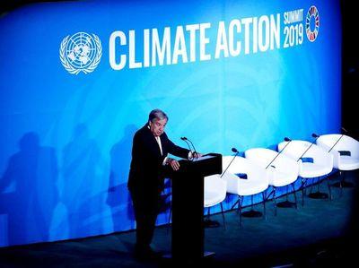 La ONU pide acciones realistas para combatir el calentamiento global