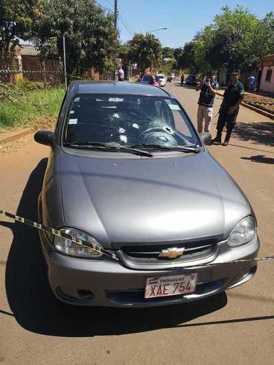 Asesinan a balazos a guardia y roban cheques y documentos durante violento asalto en CDE