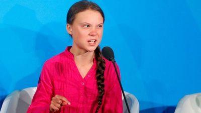 """Duro discurso de activista ambientalista adolescente en la ONU: """"el cambio viene les guste o no"""""""