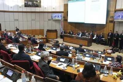 Senado decide el jueves si interpelará a Villamayor