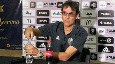 'El árbitro que perjudicó a Olimpia'