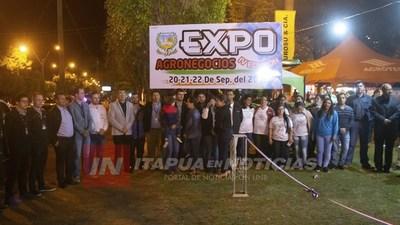 EXPO AGRO NEGOCIOS SE VA POSICIONANDO EN MA. AUXILIADORA