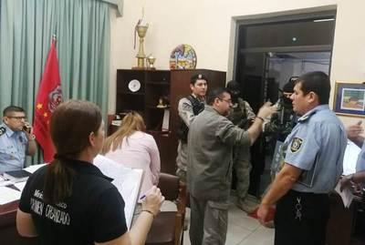 Detienen a 9 policías corruptos que brindaban protección a narcotraficantes •