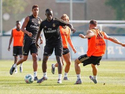 Otro lesionado en el Madrid de Zidane