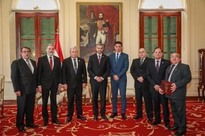 Universidades Públicas del Paraguay dialogaron con el Ejecutivo sobre el PGN 2020