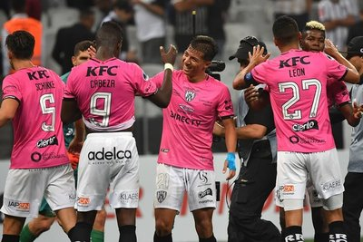 Lo mejor de la Copa Sudamericana se vive por Tigo Sports