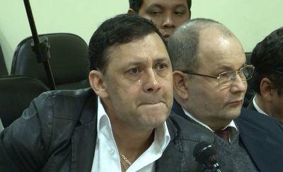 Confirman la condena de 1 año al exsenador colorado Víctor Bogado.