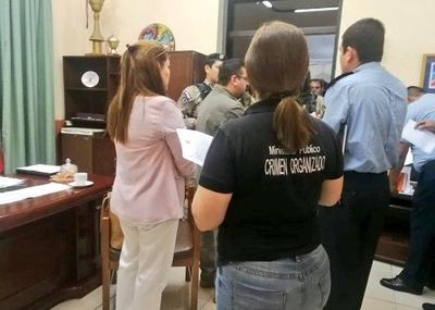 """HOY / Las propinas del narco a parte  del """"ejército"""" de policías al   servicio del crimen organizado"""