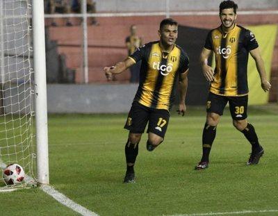 Guarani volvió a ganar y es tercero en el Clausura