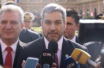 Abdo Benítez habla sobre policías que colaboraban con narcos