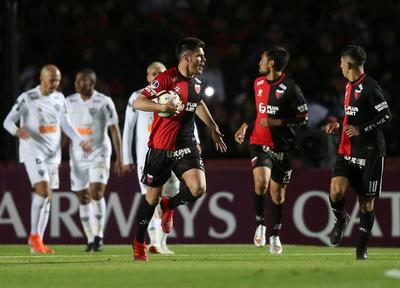 Mineiro y Colón, por un lugar en la final de la Sudamericana