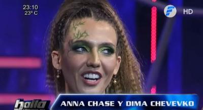"""Anna Chase tras el """"caño"""": """"No puedo creer que estoy haciendo esto"""""""