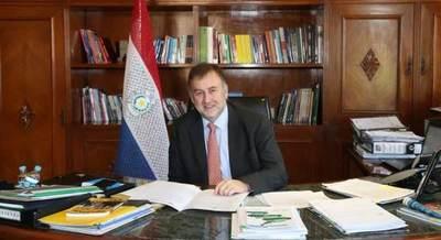 Ministro de Hacienda participará de reunión de gobernadores del BID