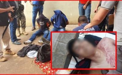 Identifican a los detenidos tras asalto a Comercial San Jorge