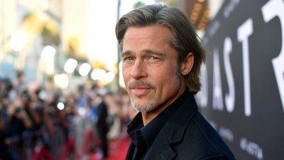 Brad Pitt tiene una nueva chica en su vida