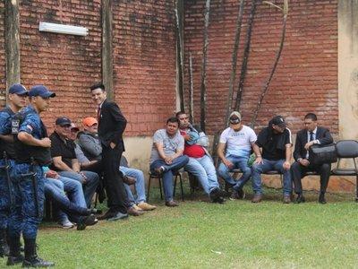 Fiscalía imputa a nueve policías y pide prisión preventiva