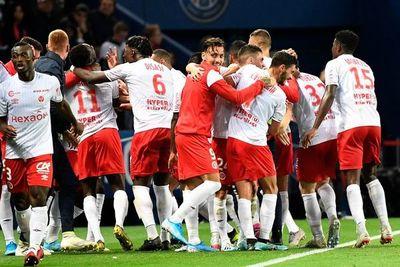 Reims sorprende al PSG