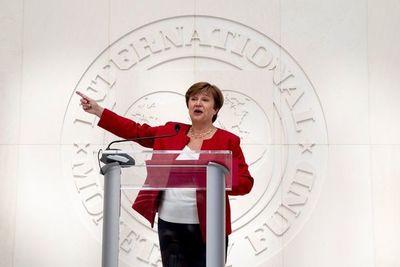 La búlgara Kristalina Georgieva, nueva directora de FMI