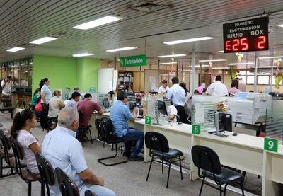 Sigue exoneración del 75% en multas por tributos atrasados en Asunción