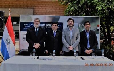 Sedeco presentó conferencia sobre consumo sostenible para el desarrollo social