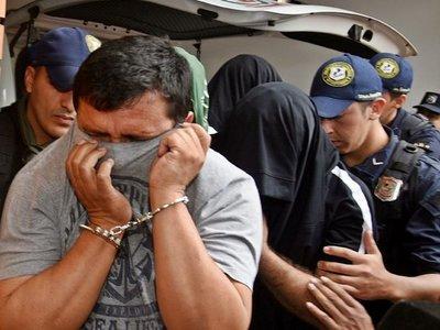 Mendicidad y servilismo policial revelados en audios con narcos