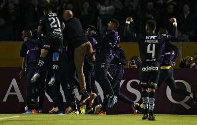 Independiente del Valle jugará la final de la Sudamericana