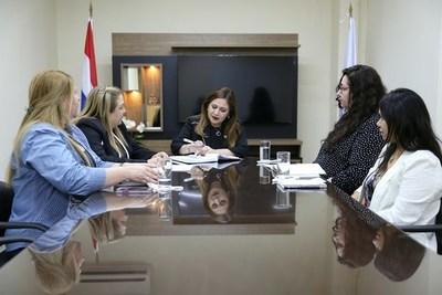 Reunión de trabajo entre Mediación y Defensa Pública