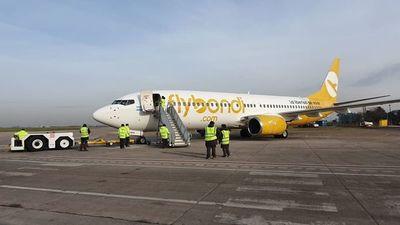 Low cost, restricción horaria para vuelos a Buenos Aires