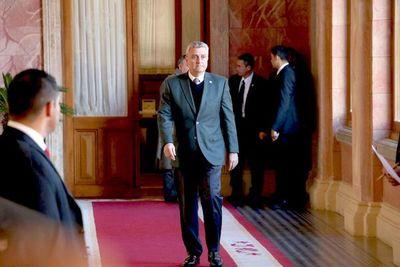 Senado aprueba interpelación a Ministro del Interior