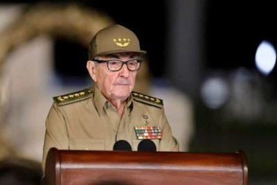 EEUU impone sanciones a Raúl Castro