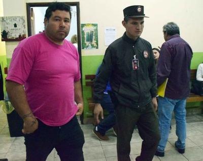 Sentencian a 7 años de prisión a un extorsionador