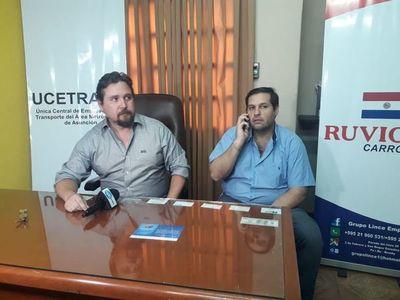 Ucetrama no se sumará al paro de transporte anunciado por Cetrapam
