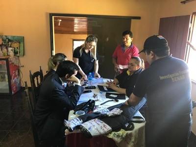 Investigan esquema de lavado de dinero en Municipalidad de Jesús de Tavarangue