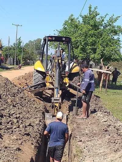 Essap proveerá agua potable para 2.000 nuevos usuarios en Pilar