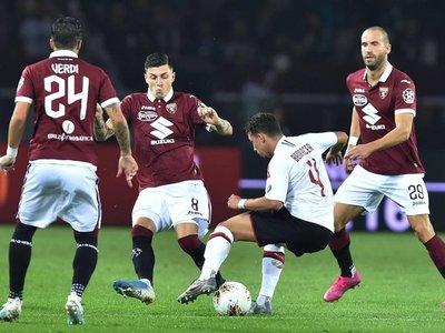 Torino lo da vuelta y vence al Milan