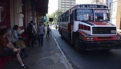 Transportistas dan  5 días al Gobierno para evitar paro
