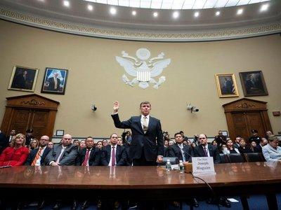 Agente de la CIA fue quien desató el escándalo de Trump con Ucrania