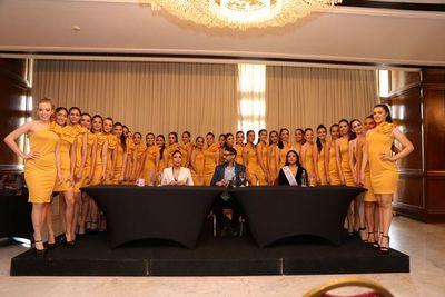 Mañana, Reinas Teens del Paraguay