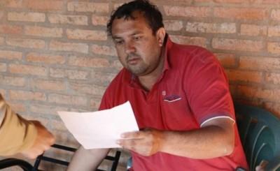 """""""Narco-Intendente"""" va a Tacumbú"""